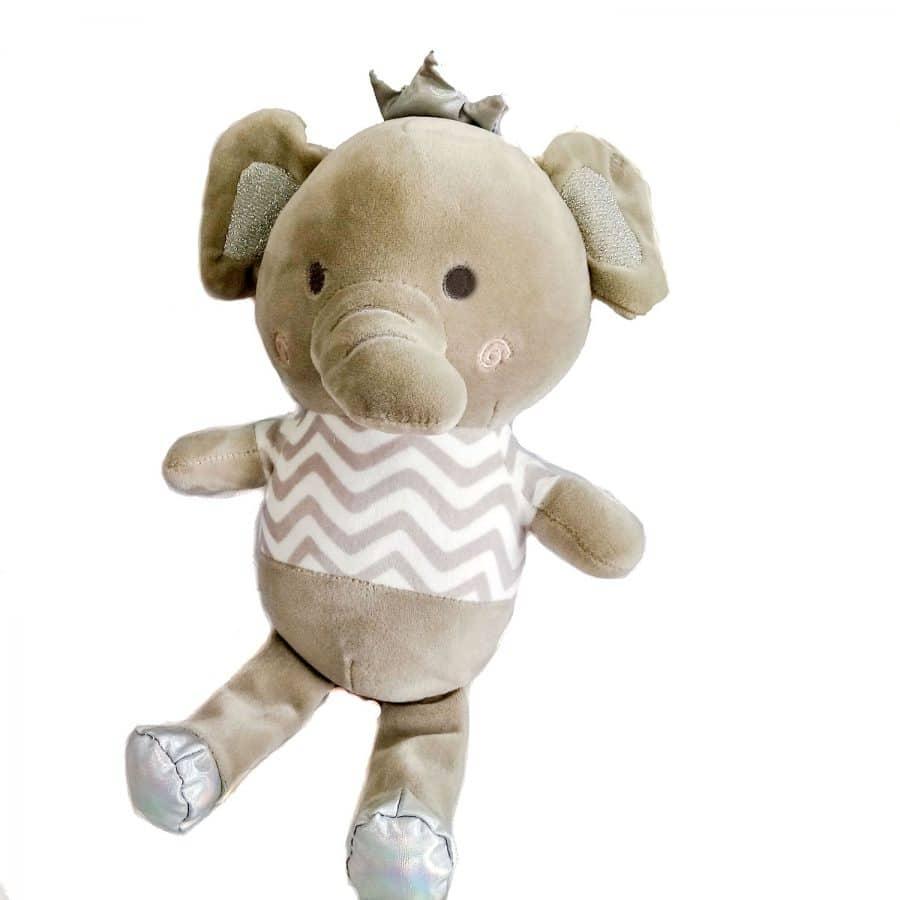 عروسک پولیشی خارجی طرح فیل AY N117 | عروسک پولیشی خارجی طرح فیل AY-N117