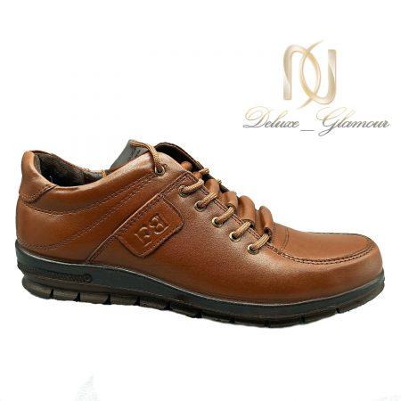 کفش مردانه چرم اصل اسپرت sh-n213