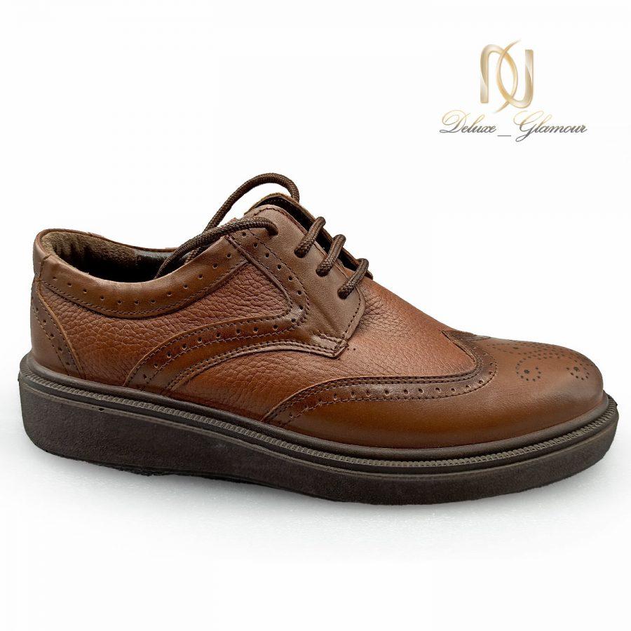 کفش چرم مردانه اسپورت 1 | کفش مردانه چرم اصل تبریز کلاسیک sh-n215