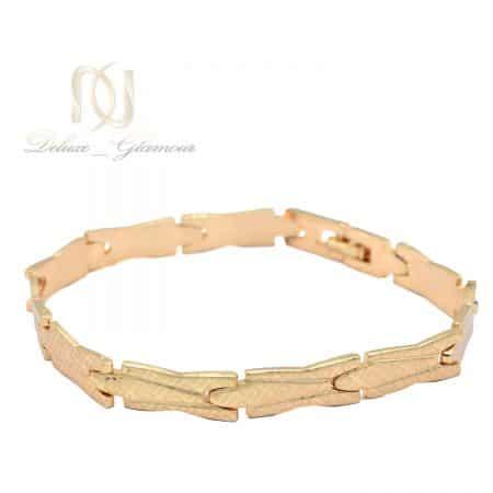 دستبند ژوپینگ زنانه طرح طلای جدید ds-n794