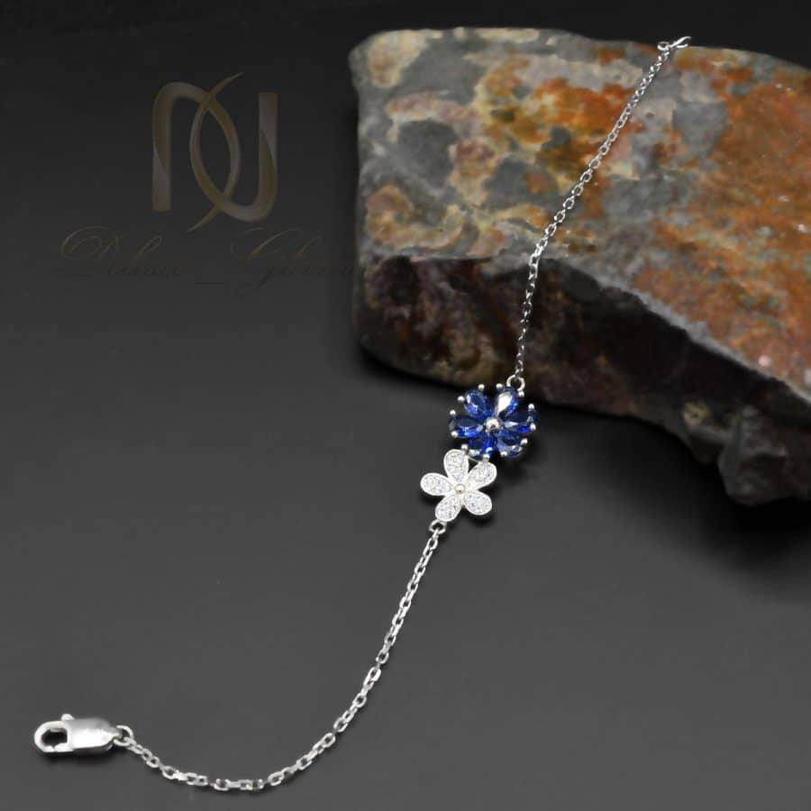 دستبند دخترانه خاص نقره 925 اصل ds-n814