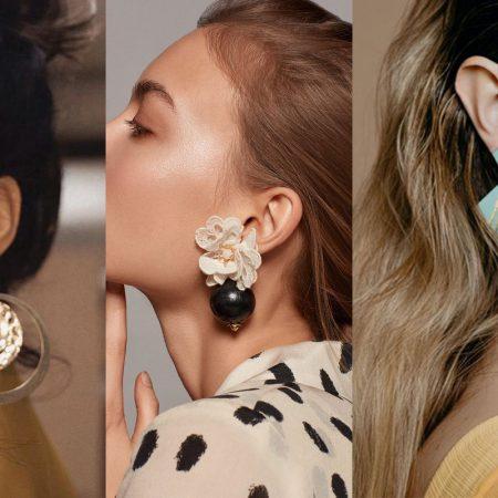 جدید ترین مدل های گوشواره زنانه و دخترانه 2021   لوکس گلامور -صفحه اصلی