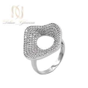 انگشتر زنانه شیک نقره 925 روکش رودیوم rg-n720