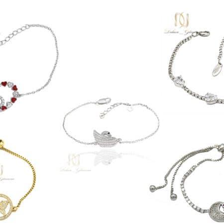 10 مدل جدید دستبند دخترانه و زنانه فانتزی 2021   لوکس گلامور -صفحه اصلی