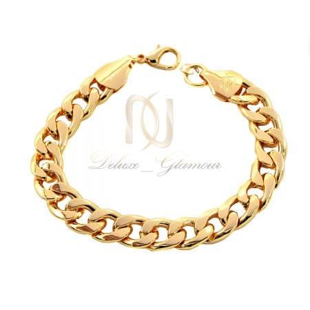 دستبند زنانه کارتیر استیل طلایی ds-n861