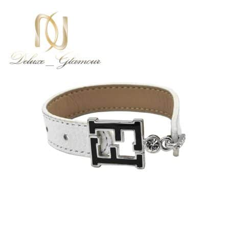 دستبند دخترانه چرمی طرح فندی ds-n863